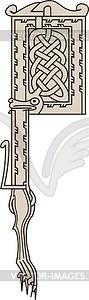 Buchstabe P - Vektor Clip Art