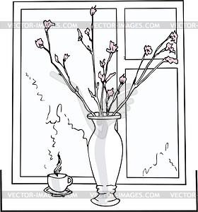 Stilleben - Vektor-Clipart / Vektorgrafik
