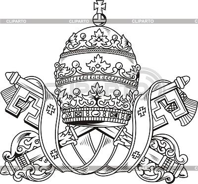 Mitra ornata | Stock Vektorgrafik |ID 2004661