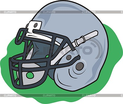 American football equipment | 向量插图 |ID 2010222