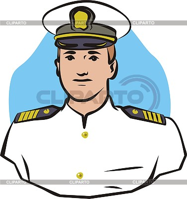 клипарт моряк: