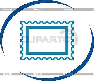 Address - Briefmarke | Stock Vektorgrafik |ID 2009225