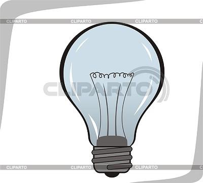 Bulb | Klipart wektorowy |ID 2000692
