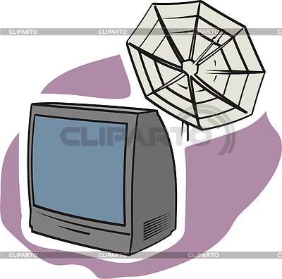 Fernseher | Stock Vektorgrafik |ID 2012025