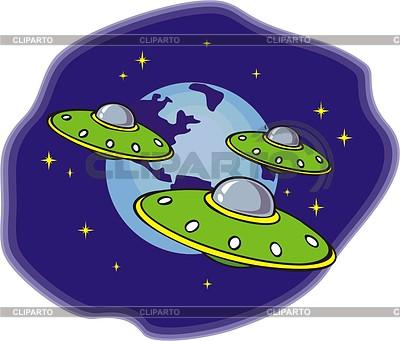 UFO | Stock Vektorgrafik |ID 2014705