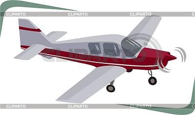 Airplane | Klipart wektorowy |ID 2003591