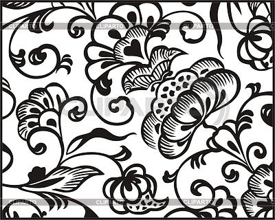 Japanisches florale Ornament | Stock Vektorgrafik |ID 2005345