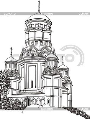 Kirche | Stock Vektorgrafik |ID 2011032