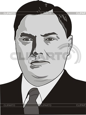 Georgy Malenkov | 벡터 클립 아트 |ID 2008490