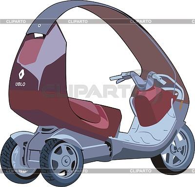 Motorcycle | Klipart wektorowy |ID 2011254