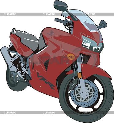 Motorcycle | Klipart wektorowy |ID 2011514