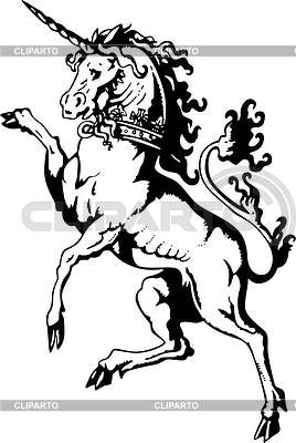 Unicorn | 벡터 클립 아트 |ID 2011948