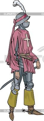 Lance-knight | Klipart wektorowy |ID 2006950