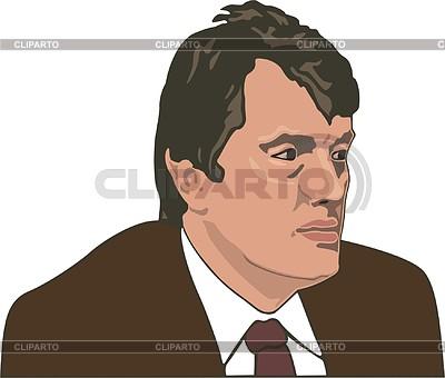 Viktor Yushchenko | Klipart wektorowy |ID 2008487