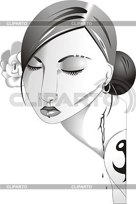 Frau | Stock Vektorgrafik |ID 2006068