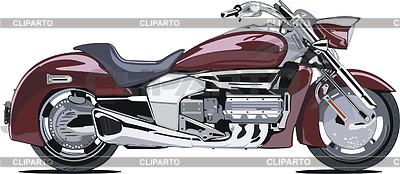 Motorrad Honda Rune Large | Stock Vektorgrafik |ID 2012344