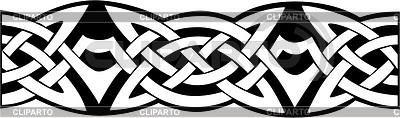 Keltischer Knotenmuster | Stock Vektorgrafik |ID 2019819