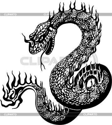 Snake | Klipart wektorowy |ID 2015872