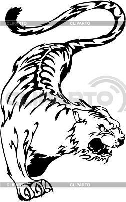 Tiger | Stock Vektorgrafik |ID 2015789