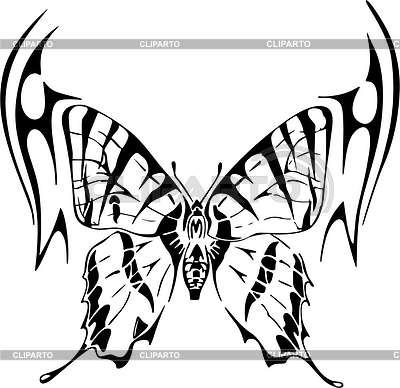 Schmetterling   Stock Vektorgrafik  ID 2016427