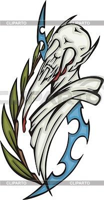 Totmann Vampir Avatar | Stock Vektorgrafik |ID 2023494