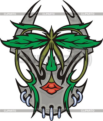 Woodman avatar | Klipart wektorowy |ID 2023498