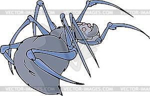 Spinne Insekt - Vector-Clipart / Vektor-Bild