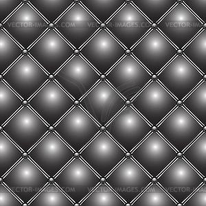 Zugeknöpftes metallisches Muster - Vector-Clipart / Vektorgrafik