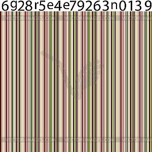 Grünes metallisches Streifen-Barcode - Clipart-Design