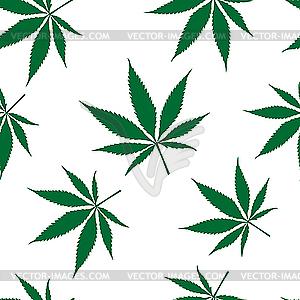 Cannabis-Textur - Vector-Clipart / Vektor-Bild