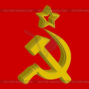 Aus Rußland mit Liebe - Vector-Illustration