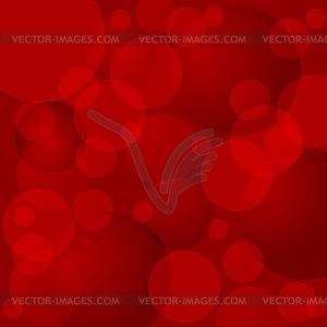 Rote Kreise - Clipart-Bild