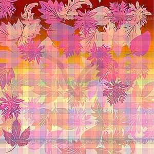 Herbstblätter - Vector Clip Art
