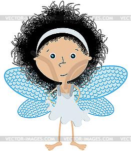 Kleiner Engel - Clipart-Bild