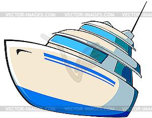 Boot - Vektor-Illustration