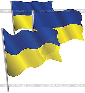 3d флаг клипарт в векторном формате