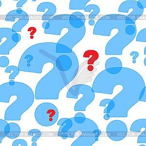 Hintergrund mit Fragezeichen - Vector-Clipart / Vektor-Bild