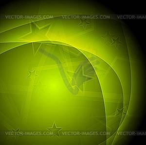 Helle Abstraktion mit Sternen - Vektor-Clipart / Vektor-Bild