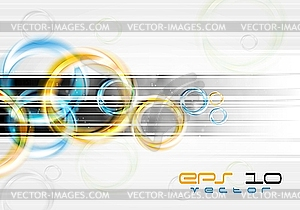 Heller abstrakter Hintergrund - Vector-Clipart EPS