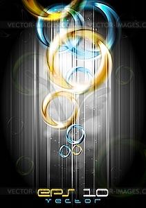 Heller abstrakter Hintergrund - Vector-Clipart / Vektorgrafik