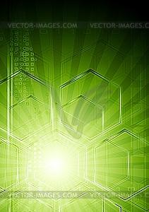 Grüne Abstraktion - Vektor-Clipart / Vektor-Bild
