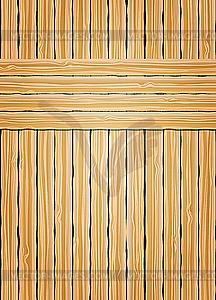 Holz-Hintergrund - Clipart-Bild