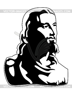 Jesus - Royalty-Free Clipart