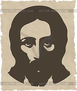 Jesus - Vector-Clipart