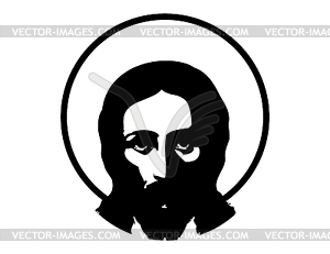 Der Jesus - Vector-Illustration