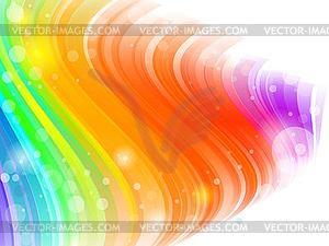 Bunter abstrakter Hintergrund - Stock-Clipart