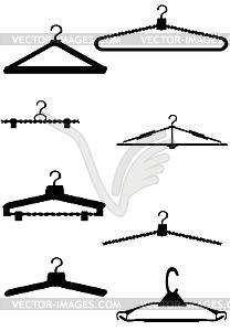Kleiderbügel - Vektorgrafik