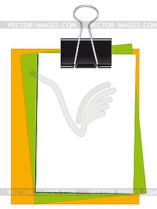 Briefpapier f r b ro und schule vektorisierte grafik for Schule grafik