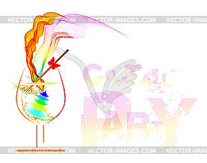 Drucken - Vector-Abbildung
