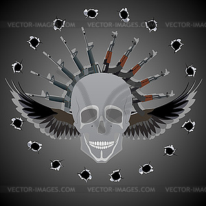 Lethal Weapon - Vector-Clipart / Vektor-Bild